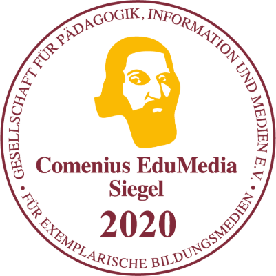 This product is awarded with EduMedia2020